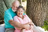 Loving Seniors Embrace