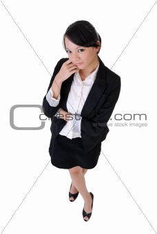Attractive office lady