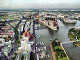 Duesseldorf Mediahafen
