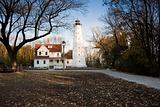 Lighthouse in Milwaukee