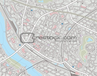 Any city map