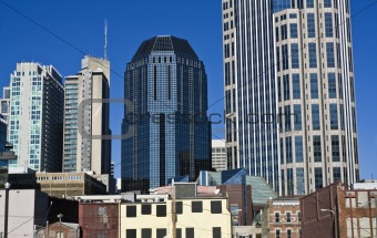 Architecture of Nashville
