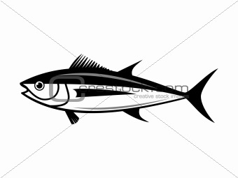 image 2876737 tuna silhouette vector from crestock stock photos