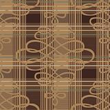 Vector Seamless Plaid Pattern