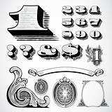 Vector Money Elements