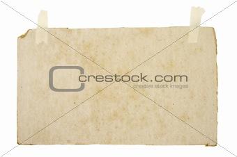 material pieces