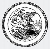 Vector Eagle Seal 