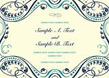 Vector Formal Background Frame