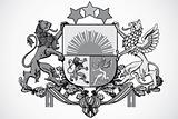 Vector Shield Ornament