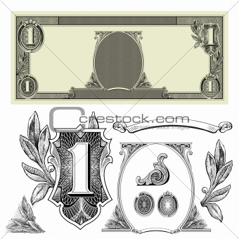 Vector Money Elements