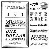 Vector Old World Fonts and Ornaments