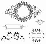 Vector Design Ornaments