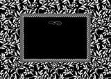 Vector Ornate Ivy Frame