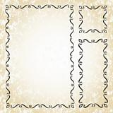 Vector Ribbon Frame Set