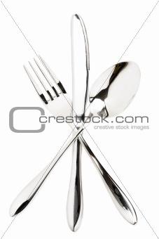 cutlery cross