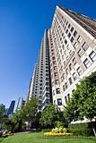 Lakefront Chicago Apartment Building