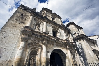Cathedral in Antigua
