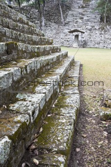 Ruins of ancient Copan