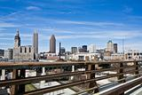 Beatiful day in Cleveland