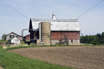Old Farm in Wisconsin