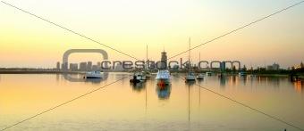 Pre Dawn Boats