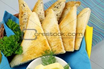 Slices Of Toast