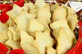Xmas Shortbread Biscuits