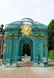 Sanssouci Palace in Potsdam Germany