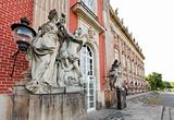 The New Palace in Potsdam Germany