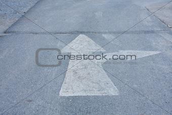 arrow cross