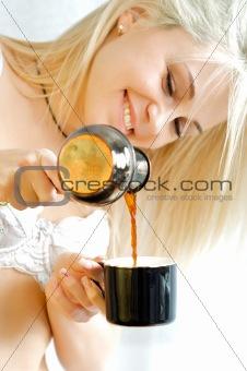 Beautiful coffe