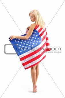 American tiptoe