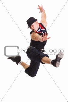 Aggressive jump