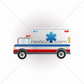 ambulance trock