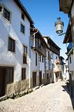 down street at candelario