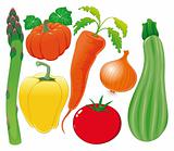 Vegetable family.
