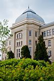 Cuza University in Iasi - Philosophy Building