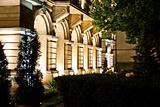 Roznovanu Palace by night - the actual Iasi City Hall