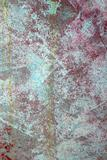 grunge red green aged paint wall texture