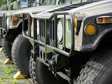 Military Off-Road Vehicles