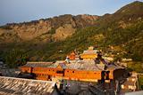 Bhimakali Hindu Temple Complex Roof