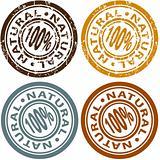 Natural Stamp Set