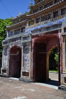 Gate Building