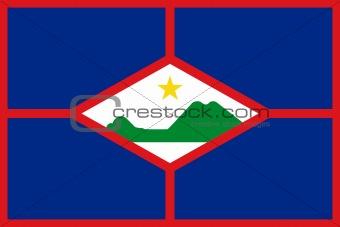 Sint Eustatius Flag