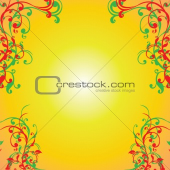 Abstract patterns. Vector illustration