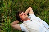 Weakening in a grass