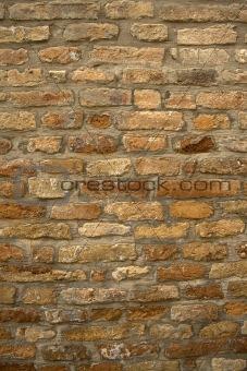 Ancjent grungy wall