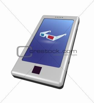 Smartphone - 3D