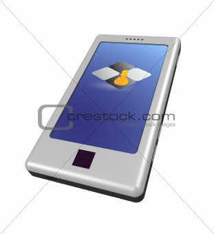 Smartphone - game