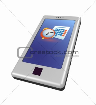 Smartphone - organizer